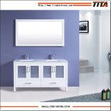 Salle de bain en céramique de haute qualité bassin Cabinet t9024-72W