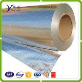 Papier d'aluminium perforé tissé pour l'isolation de toit
