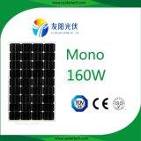 Mono панель солнечных батарей 160W с хорошим ценой