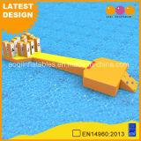 Le Bowling humain gonflable Jeux de Sports d'eau pour la vente (AQ01790)