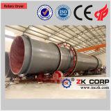 Essiccatore rotativo nella linea di produzione del clinker di cemento