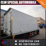 Piccolo contenitore del camion di refrigerazione del corpo refrigerato 12m3 del contenitore di camion