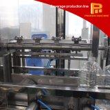 type linéaire machine de bouteille de l'animal familier 3-5L de remplissage de l'eau