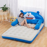 Enfant ou adulte PVC pliable ou TPU gonflable Cat Air Bed