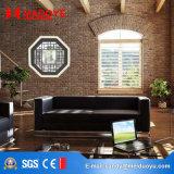 Alta qualidade por atacado Windows de vidro Shaped para o material da decoração