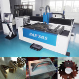 De Materialen die van het metaal de Scherpe Apparatuur van de Laser van de Scherpe Machine Machinery/CNC snijden