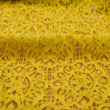 Ткань шнурка классицистической ткани шнурка горячая связанная