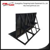 Sistema flexível da barricada da estrutura para o evento da mostra usado
