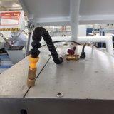 Taglio capo automatico di alluminio di CNC della rottura termica il doppio ha veduto la macchina