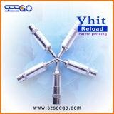 E-Sigaretta del vaporizzatore della ricarica di Seego a pulizia automatica più calda per l'erba asciutta