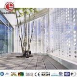 Панель порошка Globond Coated Perforated алюминиевая