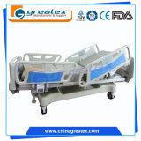 Ponderación 7 Funciones Múltiples Cama de hospital eléctrico para la sala de la UCI Cuidados en el hogar y equipo de la clínica con Ce FDA (GT-BE5039)