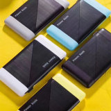 ABS 6000mAh telefone móvel portátil Mini Banco de energia para telefones móveis