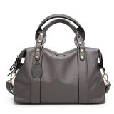 Tendance la plus récente de la mode hiver All-Match Lady Boston Bag (GO#8086-4C)