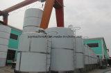10000 litros do tanque de água em aço inoxidável
