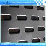 Acoplamiento de alambre perforado del acero inoxidable de la reducción del nivel de ruidos