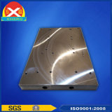 Штампованный алюминий водяного охлаждения радиатор для Svg инвертора и Apf