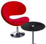 Handelsschwenker-einzelner Sofa-Ei-Stuhl (LL-BC068)