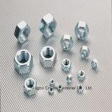 Tuercas hexagonales para DIN934 / ASME / ANSI B18.2.2 Tuercas hexagonales