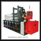 기계를 위한 보편적인 포탑 CNC 축융기 정연한 선형 홈