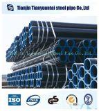Pipe en acier de basse température d'ASTM B36.10m A333 Gr6