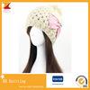 Шлемы изготовленный на заказ зимы акриловые с шариком на верхней части