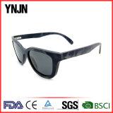 中国の製造業者のYnjnの黒い分極されたデニム型のサングラス