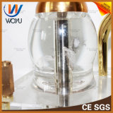 Fábrica de China Wholesale 1 Juego tubo Shisha con el recipiente del tubo de la bandeja de narguile Shisha Hookah