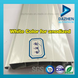 Kundenspezifische Farbe für Aluminiumaluminiumprofil der strangpresßling-Legierungs-T5