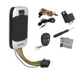Tempo real impermeável das libras GPS do perseguidor do GPS do carro da motocicleta de Baanool GPS303G que segue com controlador remoto