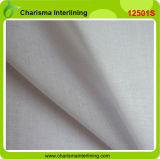Chemise de fusible entoilage tissés de collet et parements de chemise