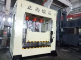 400 toneladas, 500 toneladas, 600 toneladas máquina de la prensa hidráulica del H-Marco de 800 toneladas