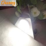 Estantería de la luz de gabinete de iluminación LED de luz