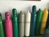 cilindros de gás M3 da pressão de funcionamento 15mpa 6 para usos industriais