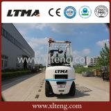 2 Tonne Mini-LPG-Benzin-Doppelkraftstoff-Gabelstapler