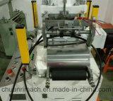 Matériau en feuille de cuivre, drogue et verrouillage, goupille de fixation, vitesse rapide, machine de découpage Trepanning