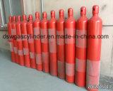 cilindro de gás de aço do nitrogênio 68L com válvula de Qf