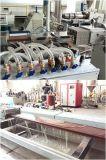 Ligne de machine à carton mousse PVC WPC