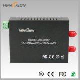 Port 3 et Convertisseur Media électriques d'Ethernet de 2 Fx