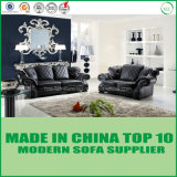 Großhandelswohnzimmer-Möbel-Leder-Schnittsofa