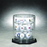Boîte d'affichage acrylique pop, de la publicité de présentoir