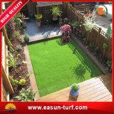 庭のための多彩な人工的な草の庭の塀
