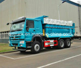 De Vrachtwagen Sinotruk HOWO 30 Ton 371 van Ethiopië 6X4 de Op zwaar werk berekende Vrachtwagen van de Kipper/van de Stortplaats