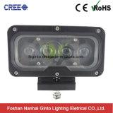 Lumière de travail de 40W DEL de la lumière 5.5 de travail du rectangle 4D '' (GT1026-40W)