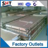 La fabbrica dirige 304/316 di strato dell'acciaio inossidabile