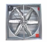 """54 """" de Ventilator van de Uitlaat van het Gevogelte van de Ventilator van de Kip van het KoelSysteem van de Serre"""