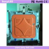 Parede video fixa interna video do diodo emissor de luz da tela de indicador do diodo emissor de luz de HD para anunciar