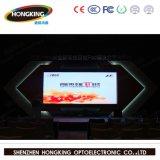 Aluminiumdruckgießenmietinnen-LED Bildschirm der schrank-P6 des Stadiums-