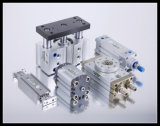 ISO6431 압축 공기를 넣은 실린더 공기 실린더