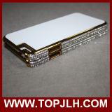 La sublimation imprimable plaquent la caisse en plastique de téléphone pour l'iPhone 6